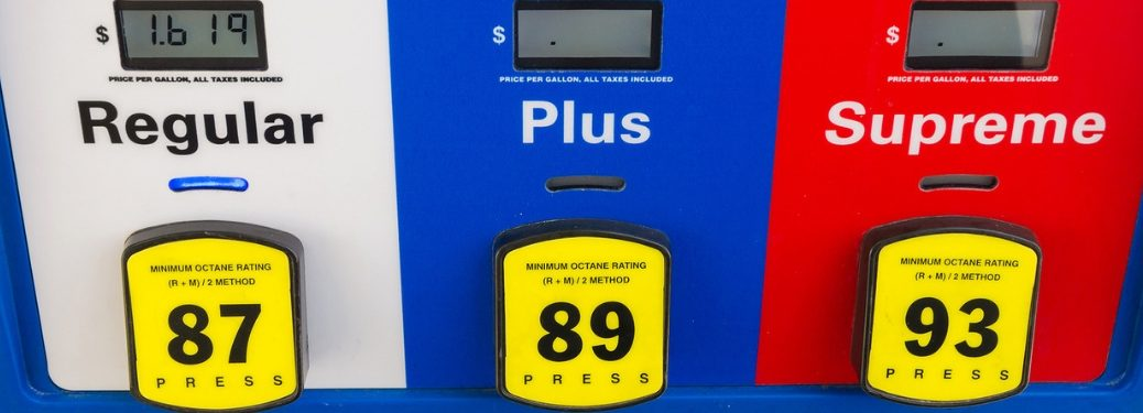 three-fuels-with-different-octane-ratings-at-gas-pump