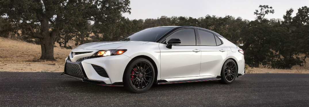 What can we expect from the 2020 Toyota Camry TRD?