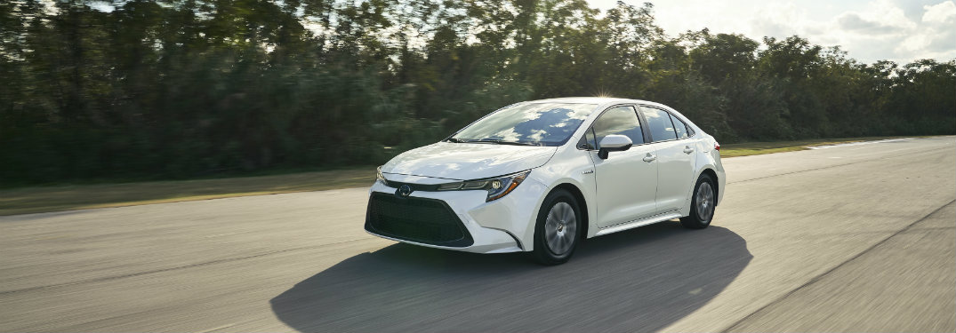 When will the 2020 Toyota Corolla be available?