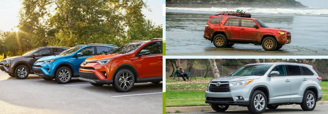 Where to buy used Toyota crossovers and SUVs in Vacaville, CA