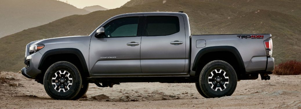 side-profile-of-2020-Toyota-Tacoma-TRD-Off-Road
