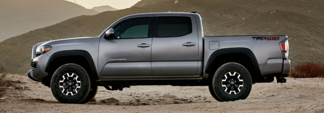 Performance Specs of the 2020 Toyota Tacoma