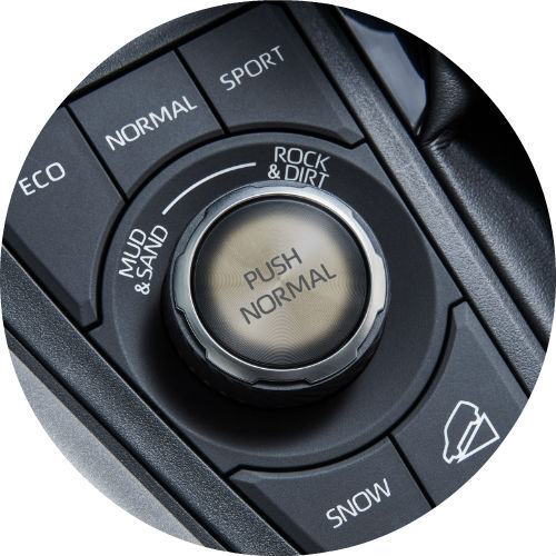 driving-mode-selection-buttons-and-knob-in-2019-Toyota-RAV4