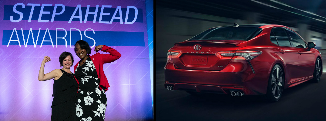 Toyota Team Members Honored with Women in Manufacturing 2019 STEP Ahead Awards