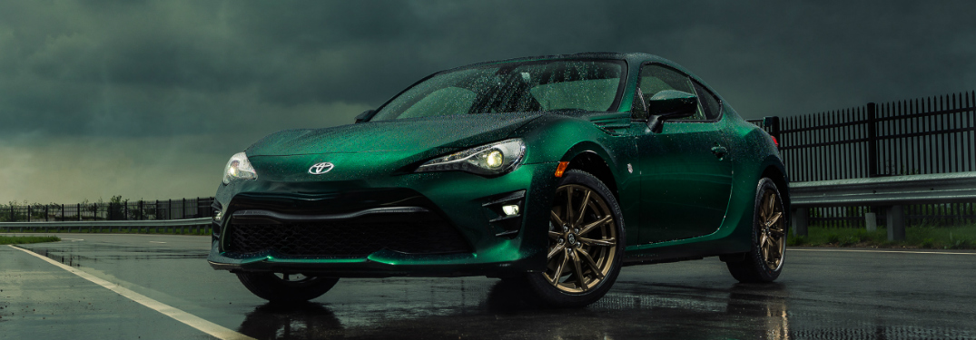 2019 Toyota 86 Hakone Edition Features and Release Date