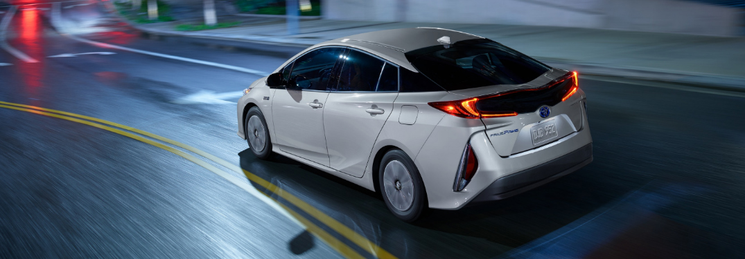 2020 Toyota Prius Prime Pricing and New Features