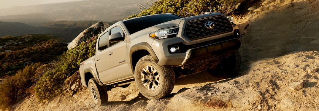 What are the differences between the 2020 Tacoma and 2019 Tacoma?