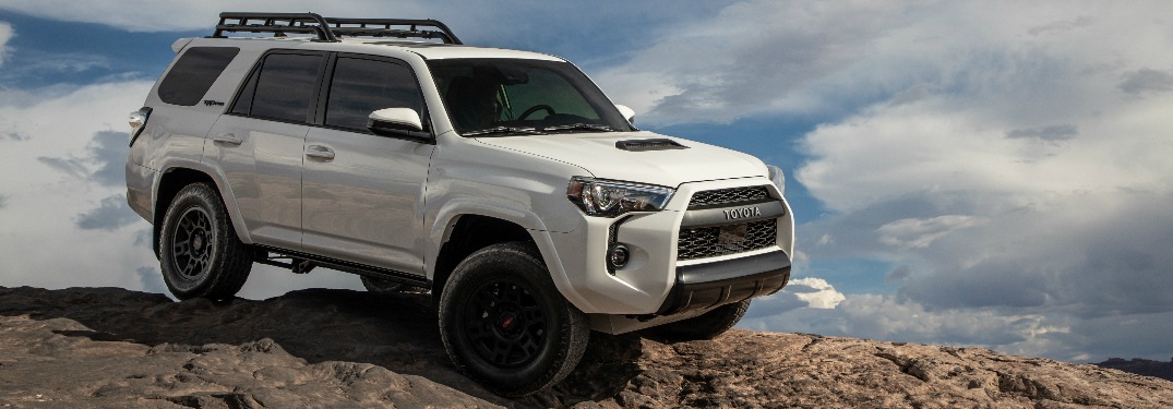 What new features does the 2020 Toyota 4Runner offer?
