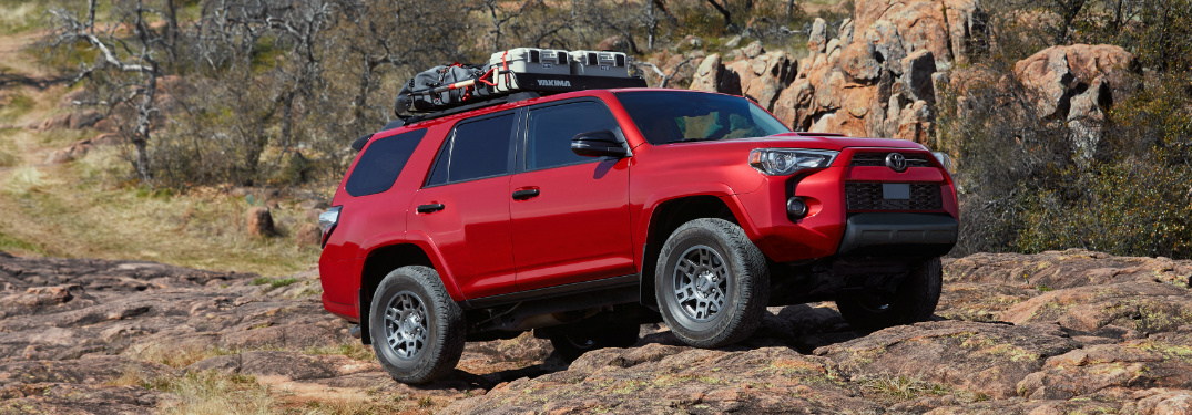 What features does the 2020 Toyota 4Runner Venture Edition offer?