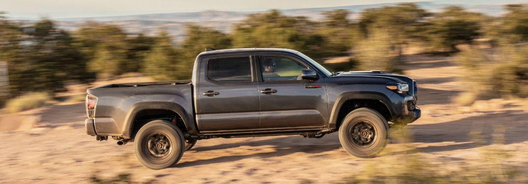What new features does the 2020 Toyota Tacoma offer?