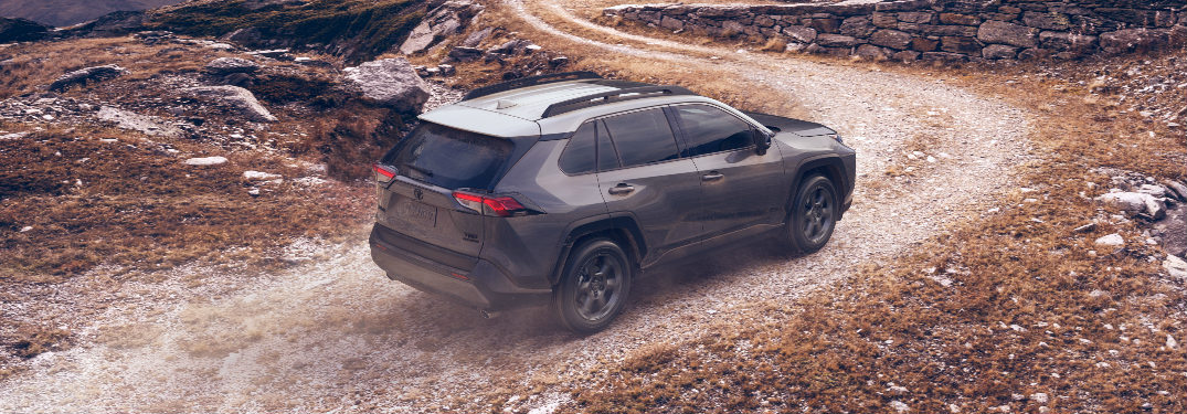 What safety features does the 2020 Toyota RAV4 offer?