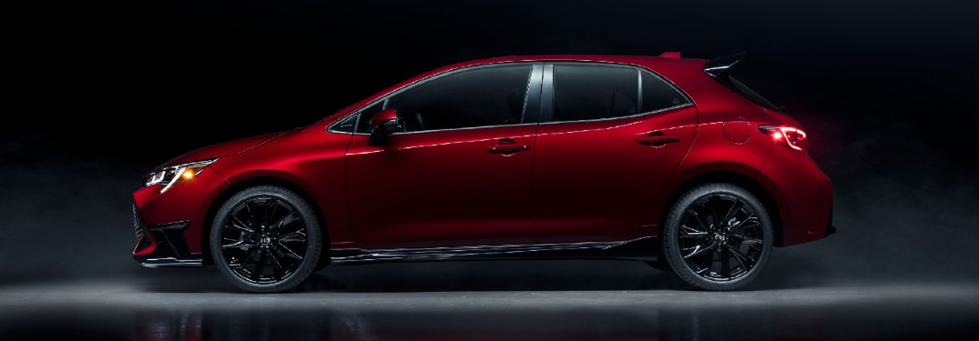 2021 Toyota Corolla Hatchback Special Edition Features and Release Date