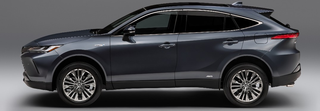 What's the fuel economy of the 2021 Toyota Venza?