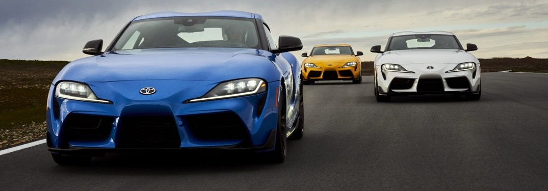 2021 Toyota GR Supra Release Date and New Features