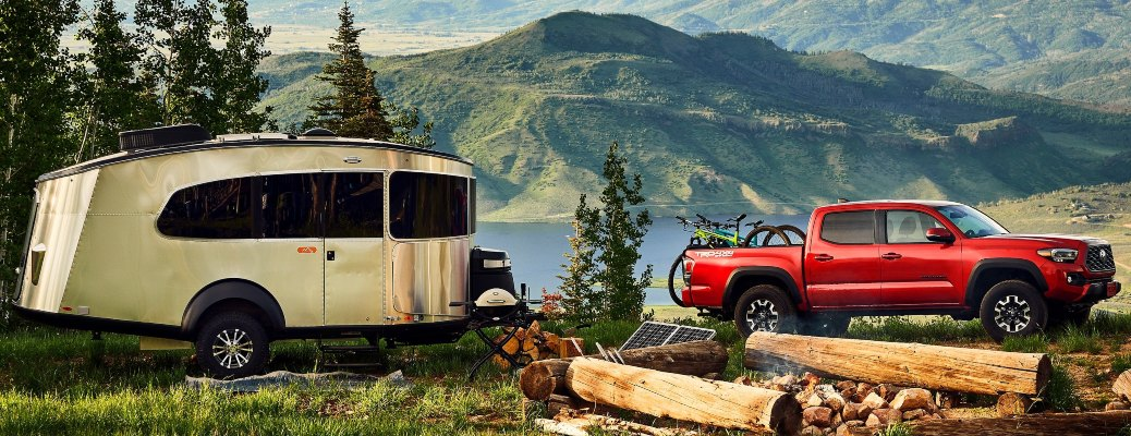 Trim levels, beds, and cabs available on the 2021 Tacoma