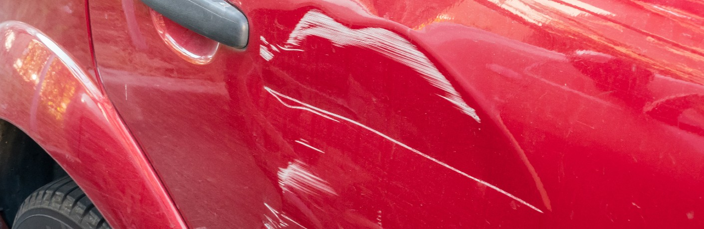 How to Remove Paint Scuffs from your Car