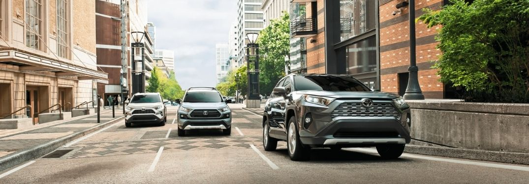 Find a Toyota RAV4 Color to Match Your Style at Toyota Vacaville!