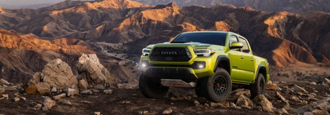 Updated 2022 Toyota Tacoma TRD Pro Ready to Hit the Trail!