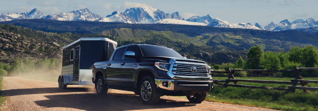 2021 Toyota Tundra is available in 12 exterior paint color options