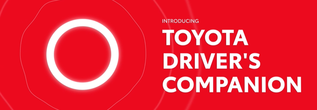 The Toyota Driver's Companion Gives You Digital Access to the Sienna's Best Features.