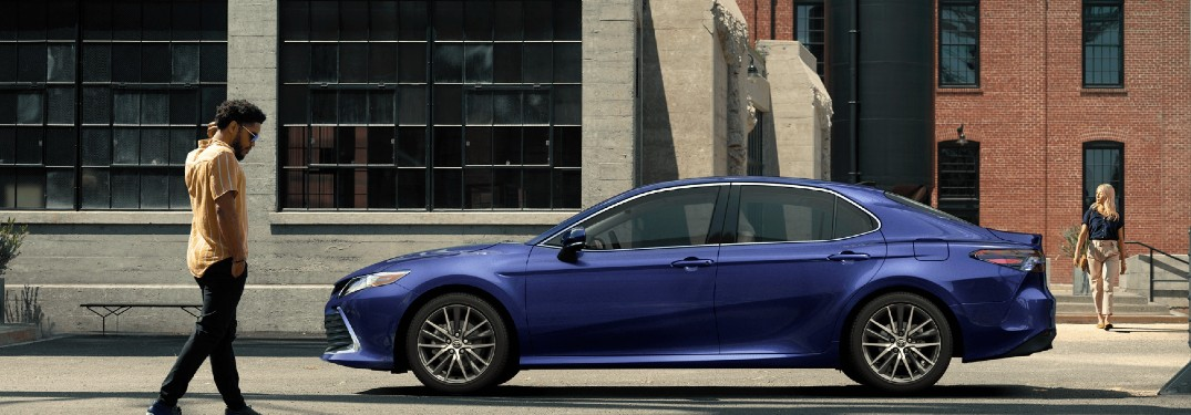 Long list of technology and comfort features available in the new 2021 Toyota Camry