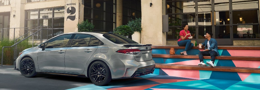 How many trim levels does the 2022 Toyota Corolla come in?