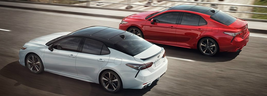 What's New in the 2018 Toyota Camry?