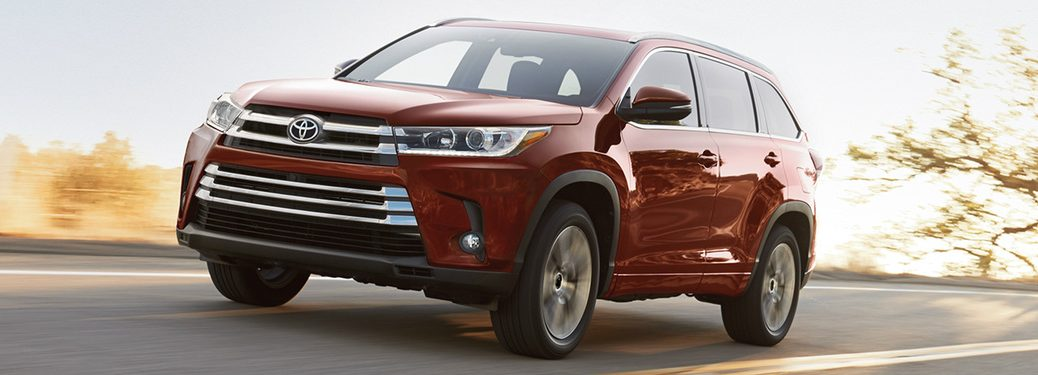 Engine Options in the 2017 Toyota Highlander