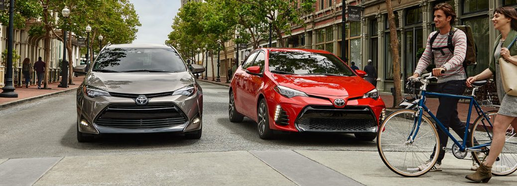 What Colors Does the 2017 Toyota Corolla Come in?