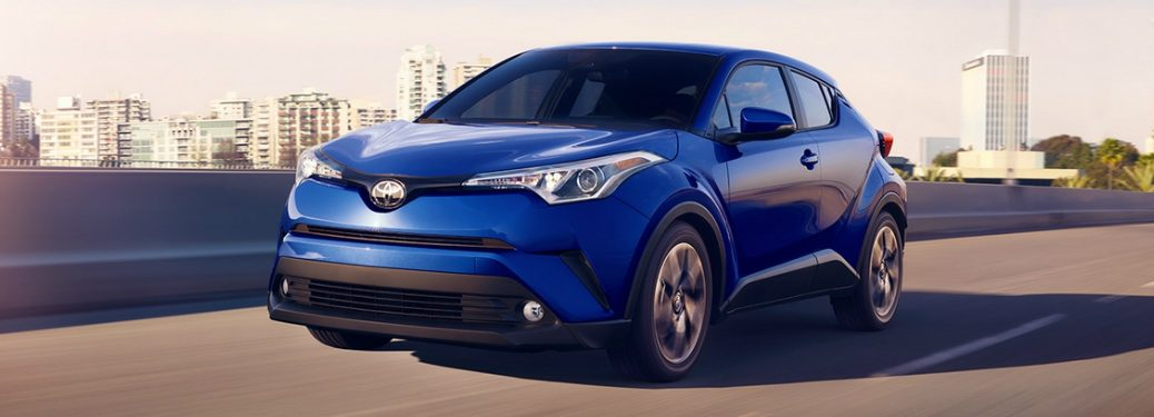 Where can I get the new 2018 Toyota C-HR in Green Bay WI?