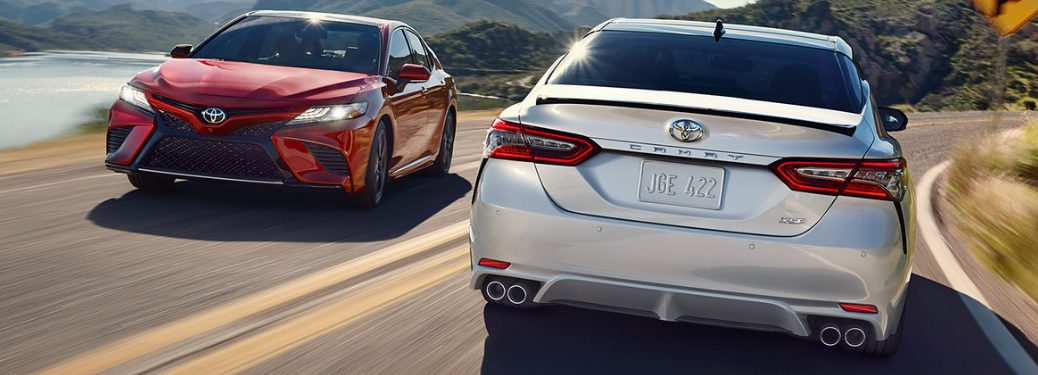Green Bay Car Dealerships That Have the 2018 Toyota Camry in Stock