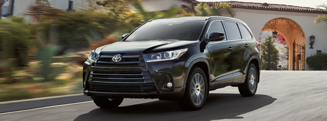 A quick-guide to the 2018 Toyota Highlander