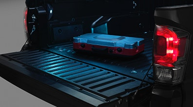 2018 Toyota Tacoma Bed Lighting Package