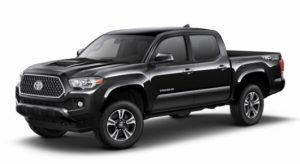 2019 Toyota Tacoma in Midnight Black