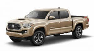2019 Toyota Tacoma in Quicksand