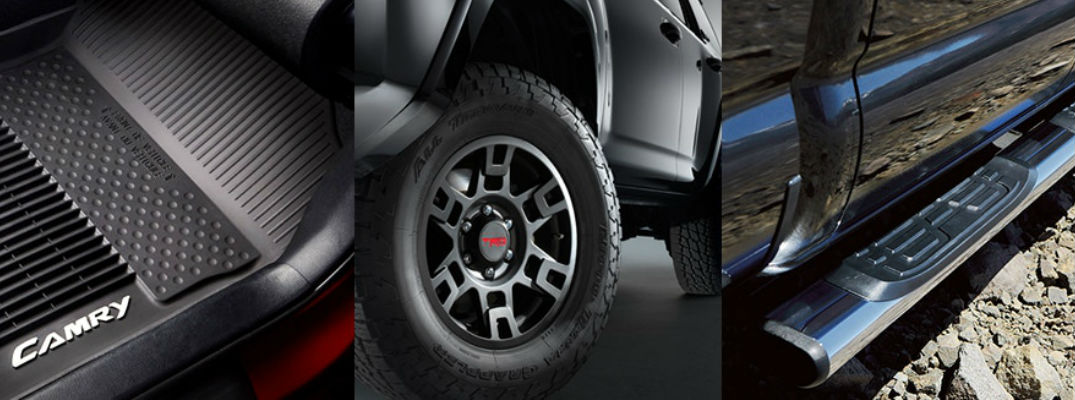 Get your vehicle equipped for summer with accessories from Le Mieux Toyota