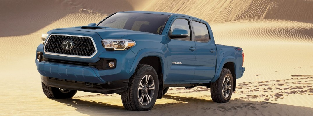 4 of the best features for your Toyota Tacoma