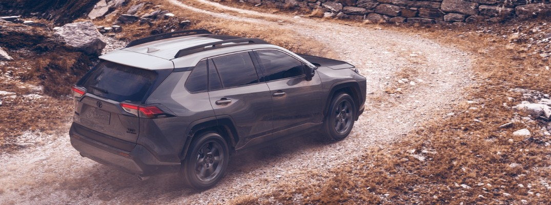 What is the 2020 Toyota RAV4 TRD Off-Road?