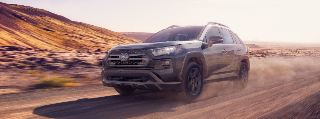 What's new on the 2020 Toyota RAV4 TRD Off-Road?