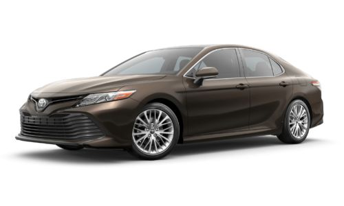 2020 Toyota Camry in Brownstone