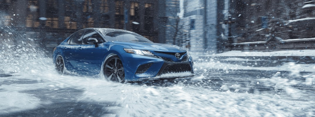 Toyota adds all-wheel-drive capability to 2020 Camry, Avalon