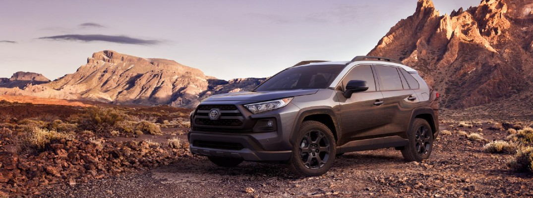Here's everything that's new on the 2020 Toyota RAV4