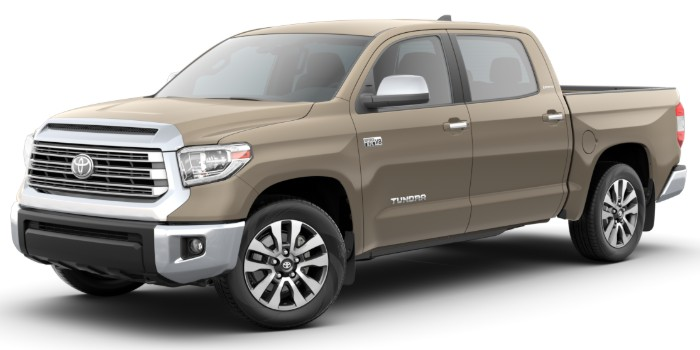 2020 Toyota Tundra in Quicksand