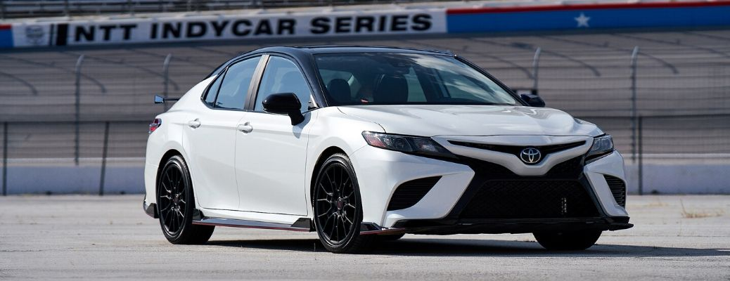 What's the difference between Audio, Audio Plus packages on the 2020 Camry?