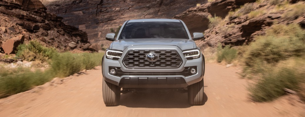 How much can the Toyota Tacoma tow?