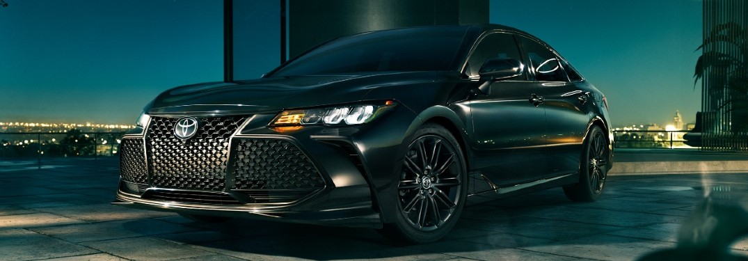 A long list of luxury features fill the interior of the new 2021 Toyota Avalon sedan