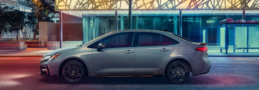 8 Stylish exterior paint color options to choose from when buying a new 2021 Toyota Corolla