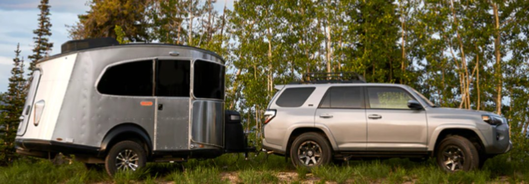 2021 Toyota 4Runner offers powerful towing capacity and helpful features