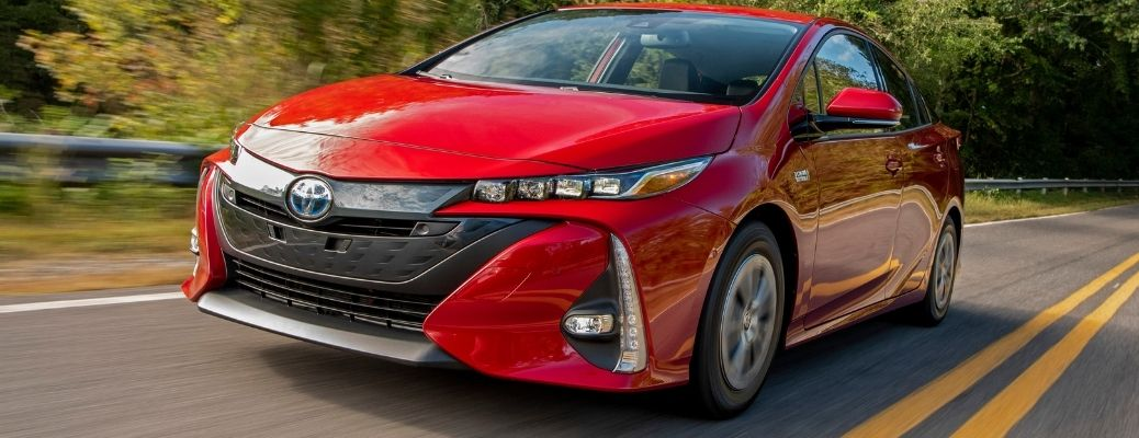 The 2021 Toyota Prius Features and Options