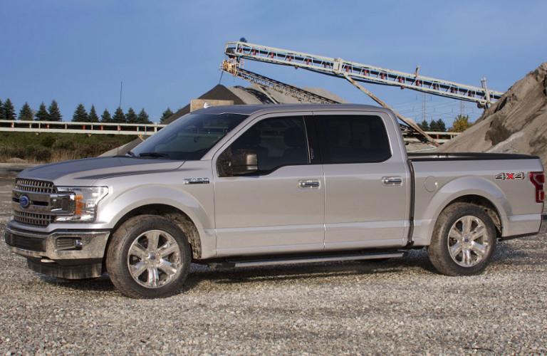 2018 Ford F 150 Exterior Color Options
